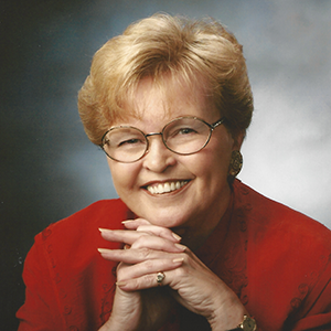 Photo of Barbara Roberts