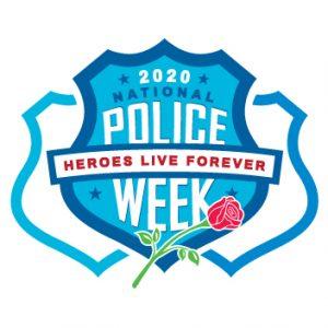 National Police Week 2020 Logo
