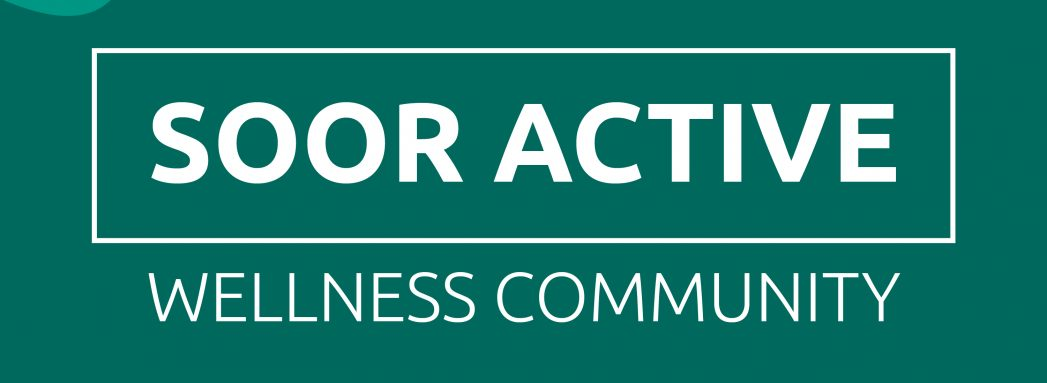SOOR Active Wellness Community Logo