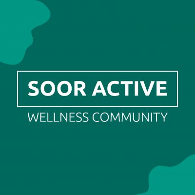 SOOR Active Wellness Community Logo