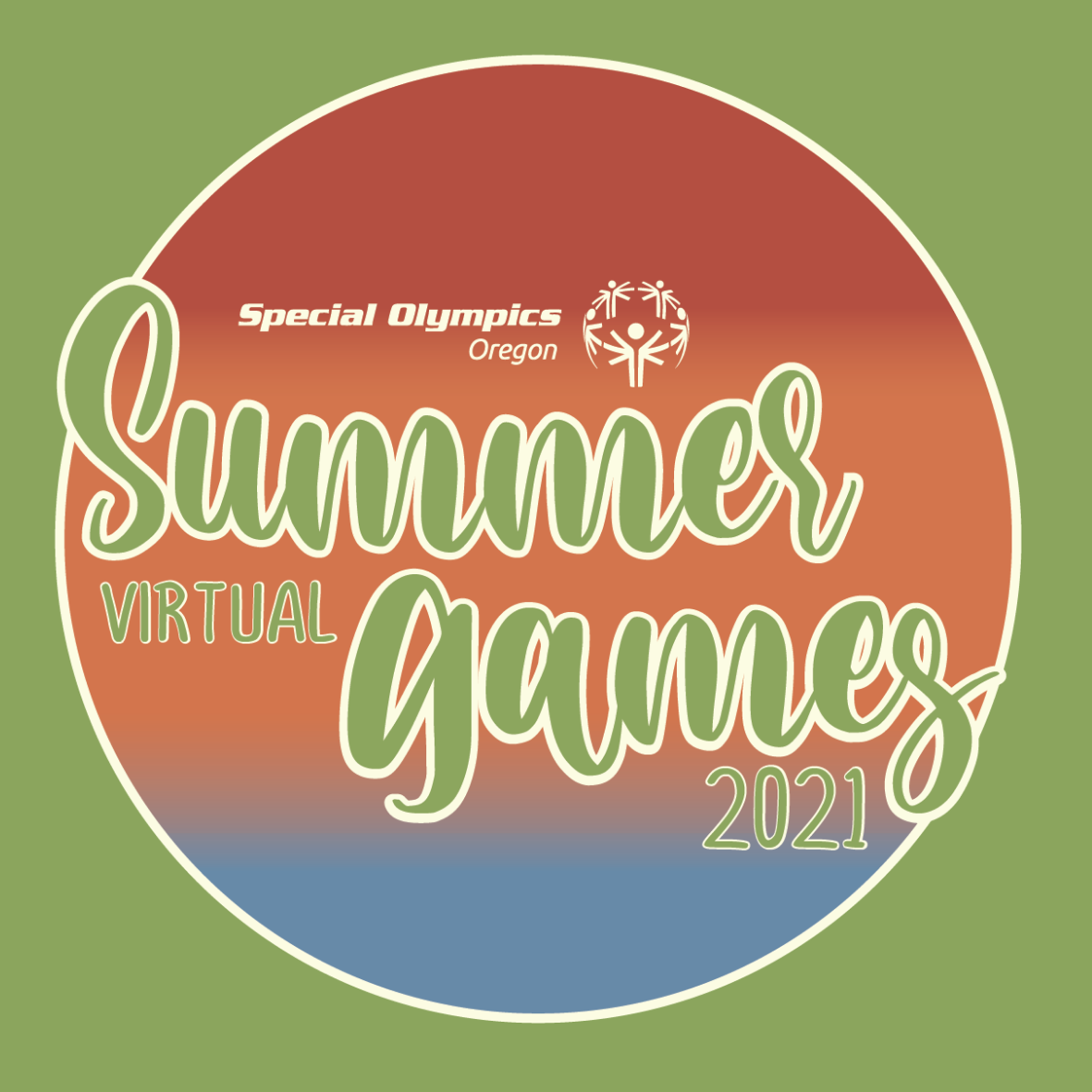 Copy of Summer Virtual Games Banner
